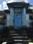 Tür zur spirituellen Bali Reise