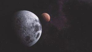 Wenn Saturn Pluto küßt