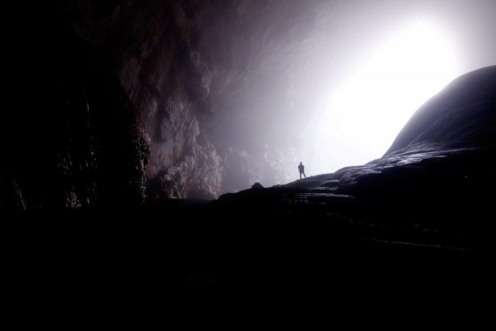 Höhle der abgespaltenen Seelenanteile