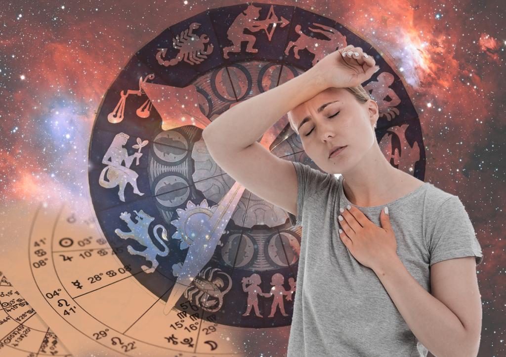 Astromedizin: bluthochdruck